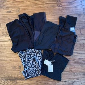 5 capris bundled & priced to sell, NWT & NWOT